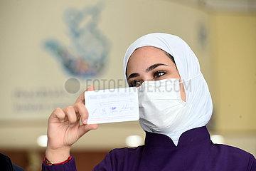 Kuwait-Hawalli Gouvernement-Covid-19-Impfung