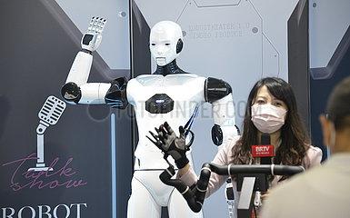 China-Beijing-World Roboter-Konferenz (CN)