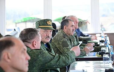 Weißrussland-Russland-Militärgelenkbohrer