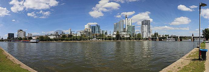 Skylline Frankfurt am Main