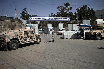 Afghanistan-Kabul-Int'l-Flug