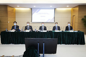 China-Macao-Fün-jahres-Plan (CN)