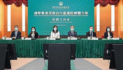 China-Macao-Guangdong-Kooperation (CN)