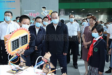 China-Beijing-Huang Kunming-Science-Popularisierungsstag (CN)