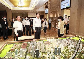 China-Shanghai-Li Zhanshu-Strafverfolgungskontrolle (CN)