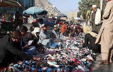 Afghanistan-Kabul-Lebensdauer