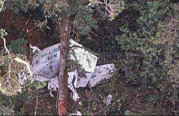 Indonesien-Papua-Flugzeug-Absturz