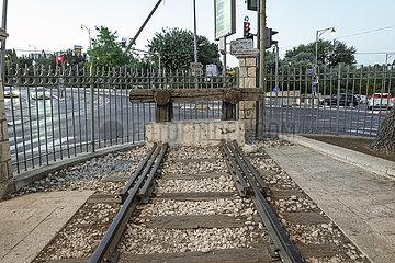 Alten Bahnhof