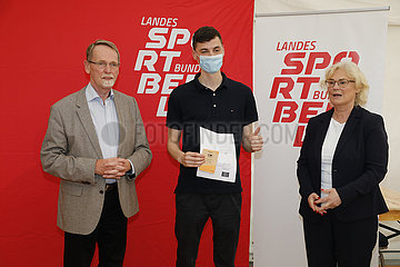 Impftag des Berliner Sports  145. September 2021