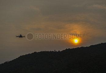 China-Shenzhen-Demo-Flüge-AAV (CN)