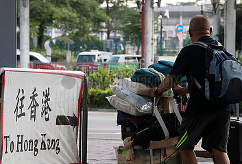 China-Hong Kong-Travel-Schema (CN)