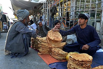 Afghanistan-Kandahar-tägliches Leben