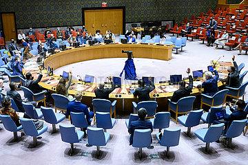 UN-Sicherheitsrat-UN-Mission in Libyen-Mandat-Erweiterung