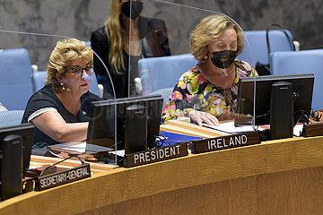UN-Sicherreisrat-Blue Nil-Damm-Treffen