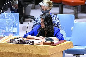 UN-Sicherheitsrat-Südsudan-humanitäre Situation