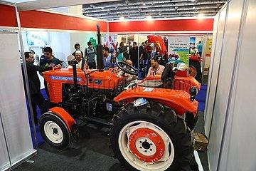 Ägypten-Kairo-landwirtschaftliche Expo-chinesische Unternehmen