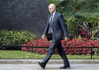 Großbritannien-London-Kabinett-Reshen