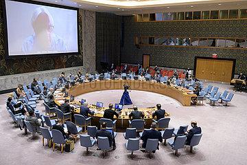 UN-Sicherheitsrat-Syrien-humanitäre Situation