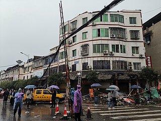 China-Sichuan-Luxian-Earthbeben (CN) China-Sichuan-Luxian-Erdbeben (CN)