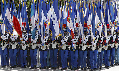 Honduras-Tegucigalpa-Independence-Bicentennial
