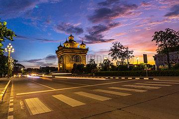 Laos-Vientiane-Covid-19-Lockdown-Erweiterung Laos-Vientiane-Covid-19-Lockdown-Erweiterung