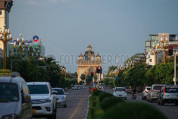 Laos-Vientiane-Covid-19-Lockdown-Erweiterung
