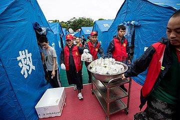 China-Sichuan-Luzhou-Erdbeben-Katastrophenhilfe (CN)