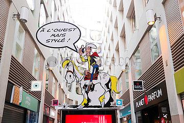 Belgien-Brüssel-Comic Strip Festival