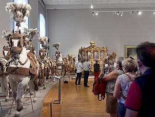 Österreich-Wien-Imperial Carriage Museum