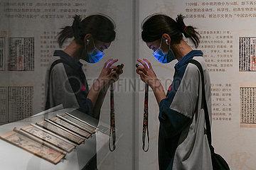 China-Sichuan-Chengdu-TCM-Relikte-Ausstellung (CN)