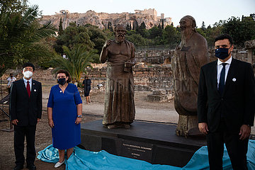 GREECE-ATHENS-CHINA-YEAR OF CULTURE AND TOURISM-OPENING CEREMONY (CN)