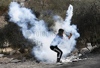 Midost-Nablus-Clashes