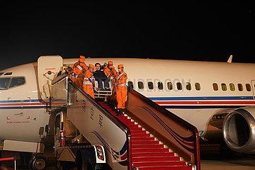 (Eyesmschaft) China-Peking-Shenzhou-12-Astronauts-Return (CN)