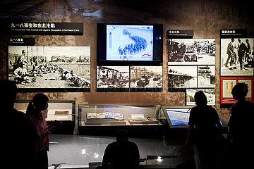 CHINA-BEIJING-SEPTEMBER 18 INCIDENT-COMMEMORATION (CN)