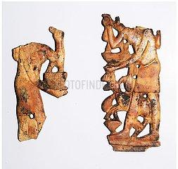Ägypten-KaFr El-Sheikh-Archäologie-Ritual-Werkzeuge