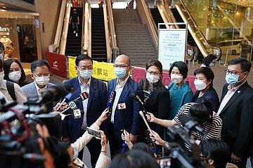 China-Hong Kong-Wahl (CN)