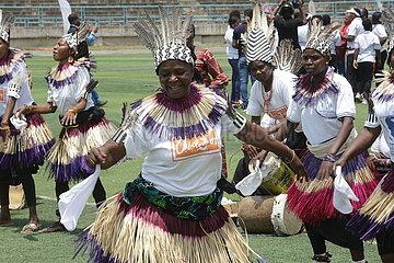 Tansania-Dar es Salaam-Women Sports Festival
