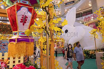 Malaysia-Kuala Lumpur-Mid-Autumn Festival