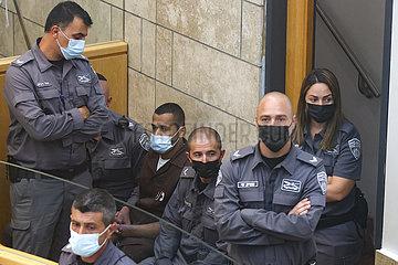 Israel-Nazareth-Palästinensische Flüchtlinge-Court Israel-Nazareth-Palästinensische Flüchtlingsgericht