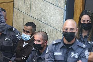 Israel-Nazareth-Palästinensischer Flüchtlingsgericht