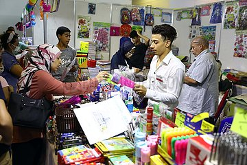 Ägypten-Kairo-Fair-School liefert Ägypten-Kairo-Fair-School-Supplies