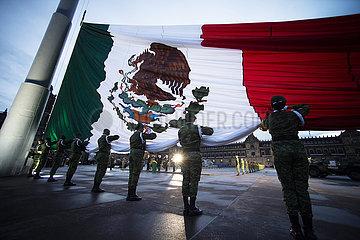 MEXICO-MEXICO CITY-EARTHQUAKE-NATIONAL DRILL