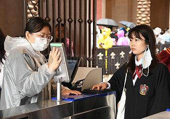 CHINA-BEIJING-UNIVERSAL BEIJING RESORT-OPEN (CN)