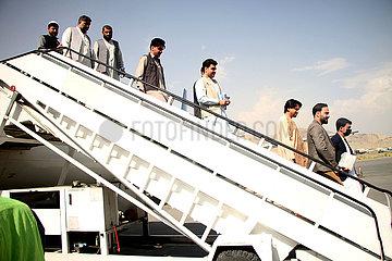 Afghanistan-Kabul-Int'l Commercial-Flughafen