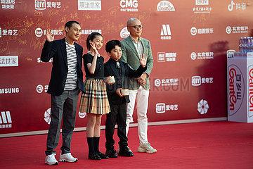 China-Beijing International Film Festival-Red Teppich (CN)