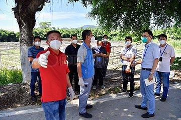 China-Fujian-Xiamen-Covid-19-Prävention & Kontrolle (CN)