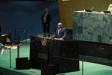 UN-UNGA-Präsident-2. 2. Nachhaltiger Entwicklungsziele