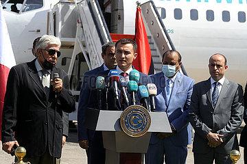 Libyen-Tripoli-Malta-Flüge-Wiederaufnahme