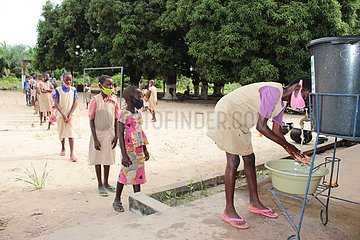 Benin-Ouidah-Schule-Eröffnung Benin-Ouidah-Schulöffnung