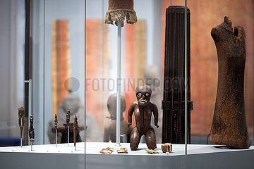 Humboldt Forum  Ethnological Collections